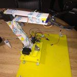 智能机器人手臂 – 第1部分:机械结构和接线