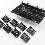 适用于罗姆传感器评估套件的轻量级 Arduino库