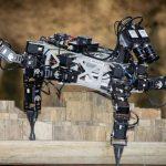 仿生型六足机器人