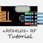 nRF24L01+ RF模块教程
