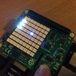 用于Raspberry Pi的Sense HAT扩展板——操纵杆