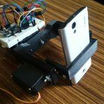 利用Arduino实现DIY伺服相机云台
