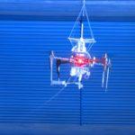 SpiderMAV:无人机栖息和稳定飞行解决方案